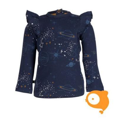 nOeser - Femke longsleeve space midnight blue
