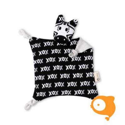 Kippins - Knuffeldoekje bam zebra