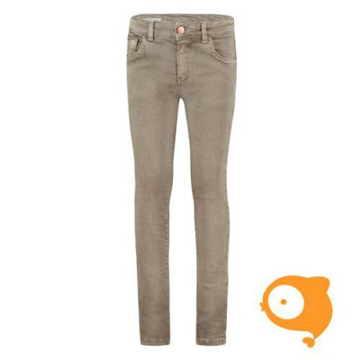 BOOF - Jeans impulse green skinny fit power stretch