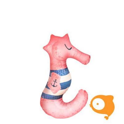 Baby Bites -  Mini kussen - Seahorse