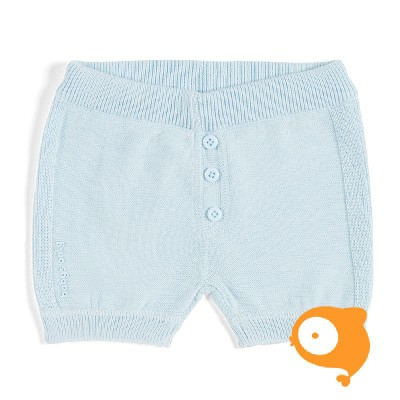 Baby's Only - Kort broekje baby blauw