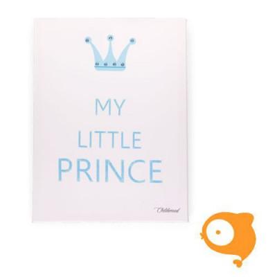 Childhome - Schilderij 'my little prince'