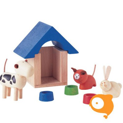 Plantoys - Huisdieren en accessoires