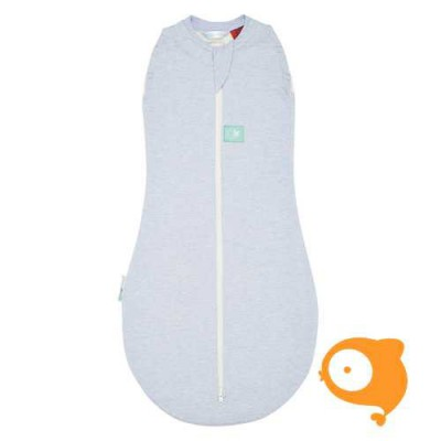 Ergopouch - Ergococoon 0,2 TOG blue marle