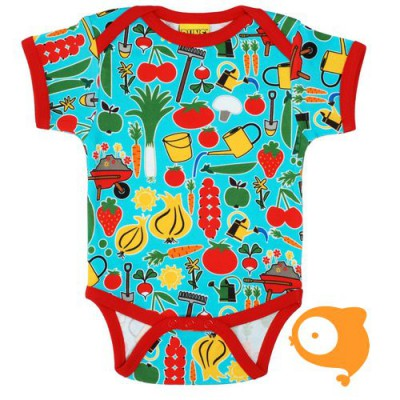 Duns - Body SS Parklife Red