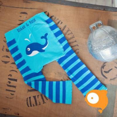 Blade&Rose - Legging blauwe walvis