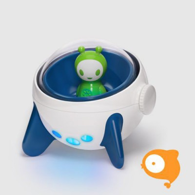 Kid O - Ufo met licht myland>> TOONZAALMODEL