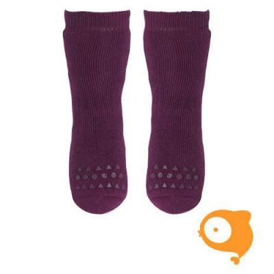 GoBabyGo - Socks plum