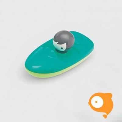 Kid O - Speedboot mini licht groen/ donker groen