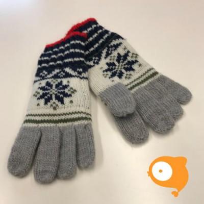 Boboli - Handschoenen gebreid sneeuwster