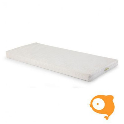 Childhome - Basic matras bedkant wieg polyeter (92x52x5)