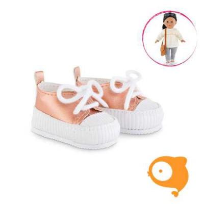 Corolle - Basketschoenen rosé voor pop 36cm  DYK13