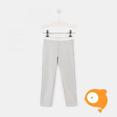 Conguitos - Broek elastisch stof grijs