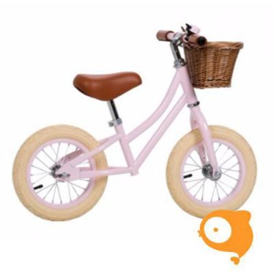 Banwood - Loopfietsje first go pink