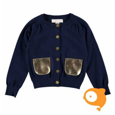 Angels Face - Alexa cardigan navy