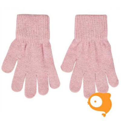 CeLaVi - Magic fingers handschoen misty rose 7-12 jaar