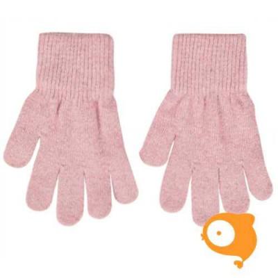 CeLaVi - Magic fingers handschoen misty rose 7-12 jaar
