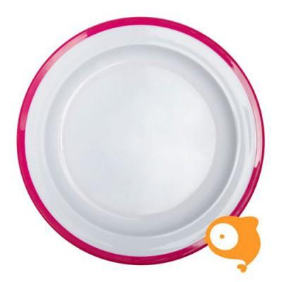 OXO tot - Bord voor grote kindjes (21cm)  - pink