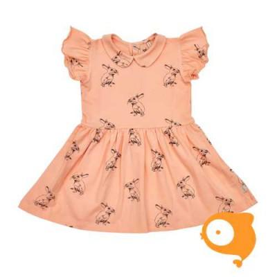 Inglo & Indi - Peach Bunny Dress