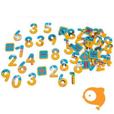 Scratch - Play&learn: magneten 123 safari