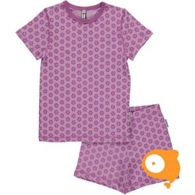 Maxomorra - Pyjama set SS anemone