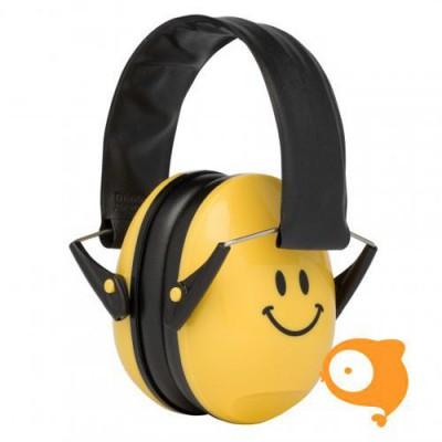 Alpine - Gehoorbescherming Muffy geel smiley