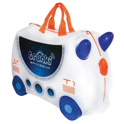 Trunki - Kinderkoffer ride-on ruimteschip