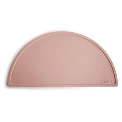 Mushie - silicone mat - Blush