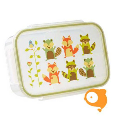 Sugarbooger - Good Lunch bento box - What did the fox eat