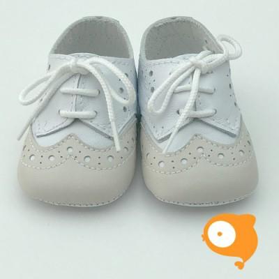 Fior di Coccole - Babyschoentjes white/cream