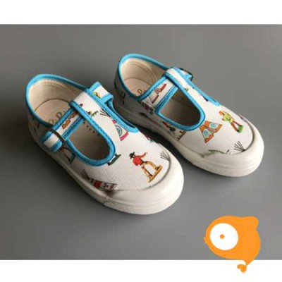 Pépé Children Shoes - Tessuto Sioux open