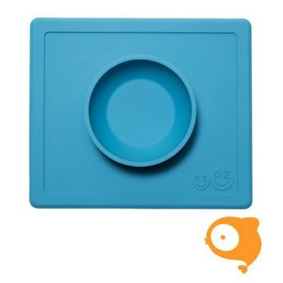 EZPZ - Happy bowl blauw