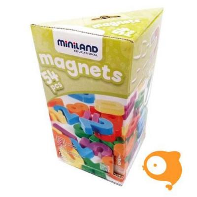 Miniland - Magnetische cijfers en rekenkundige bewerkingen