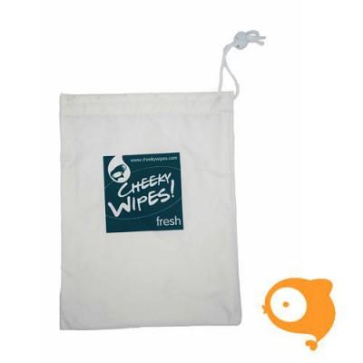 Cheecky Wipes - Zakje voor schone doekjes