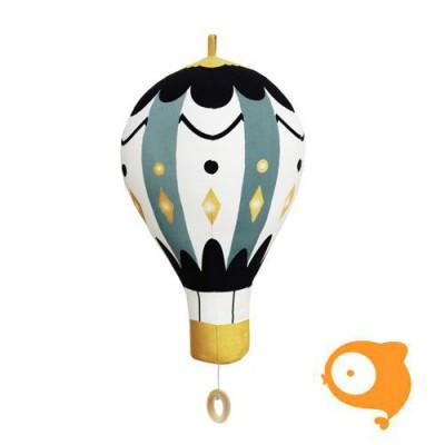 Elodie Details - Muziekmobiel Moon Balloon Large 52cm
