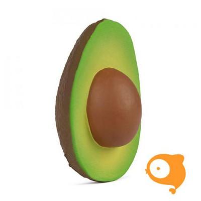 Oli & Carol - Bad- en bijtspeeltje avocado