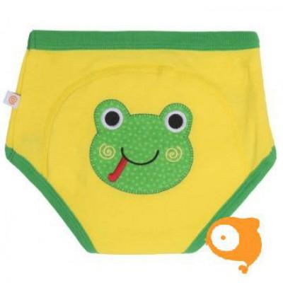 Zoocchini - Zindelijkheids-/Trainingsbroekje - Flippy the Frog