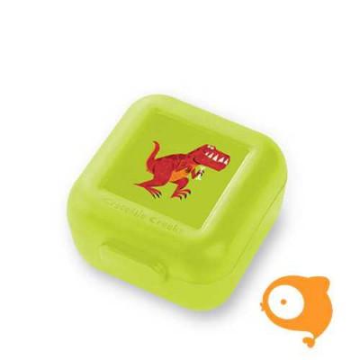 Crocodile Creek - Set van 2 snackdoosjes T-rex