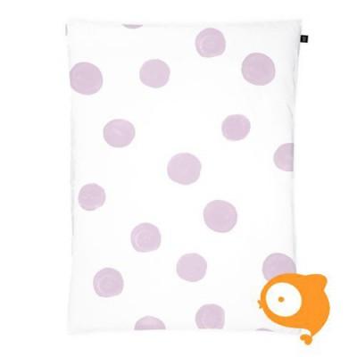 Ooh noo - Dekbedovertrek babybed 70 x 100 cm 'pink bliss'