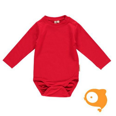 Maxomorra - Body LS red