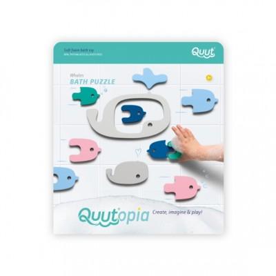 Quut - Quutopia Whale bath puzzle