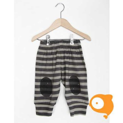 Nadadelazos - Baby broekje grey stripes