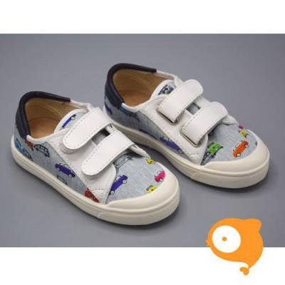 Pépé Children Shoes - Tessuto multicar sneaker