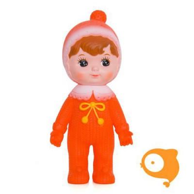 Lapin & Me - Orange woodland doll
