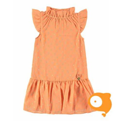 Angels Face - Cherie dress peach sorbet