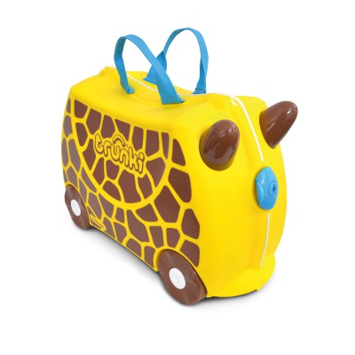 Trunki - Kinderkoffer ride-on giraf