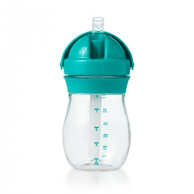 OXO tot - Transitions straw cup  (250ml) - teal