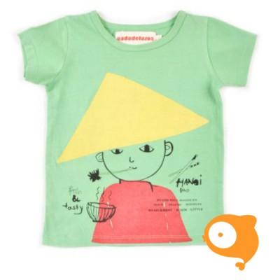 Nadadelazos - T-shirt little hué