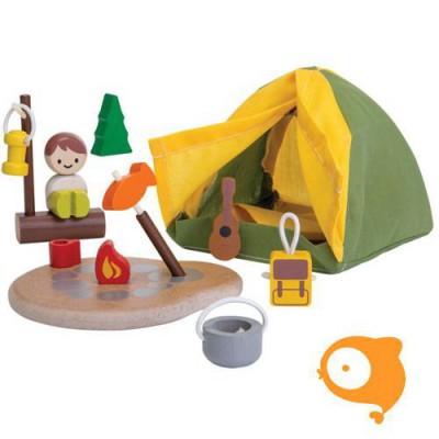 PlanToys - Camping Set