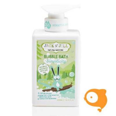 Jack 'N Jill - Simplicity bubble bath